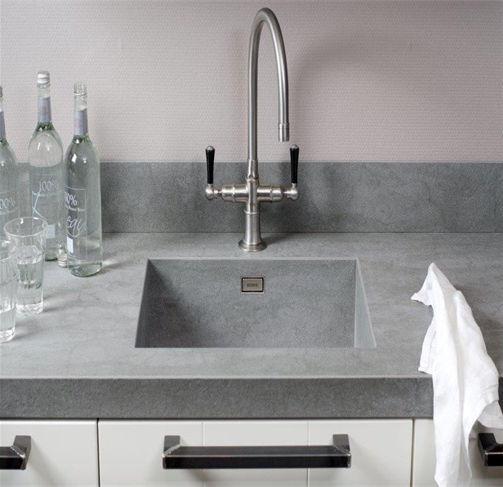 Beton-Arbeitsplatte / Keramik / Küchen - CERAMISTONE SPECIALS ...