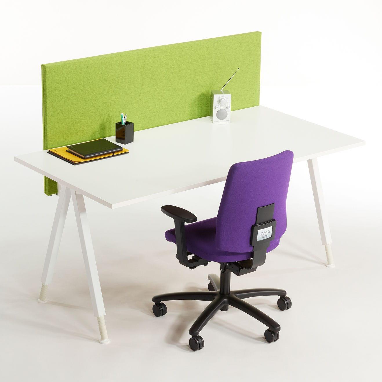 Bürotrennwand für Theken / Holz - FACE by Iiro Viljanen & Pekka ...