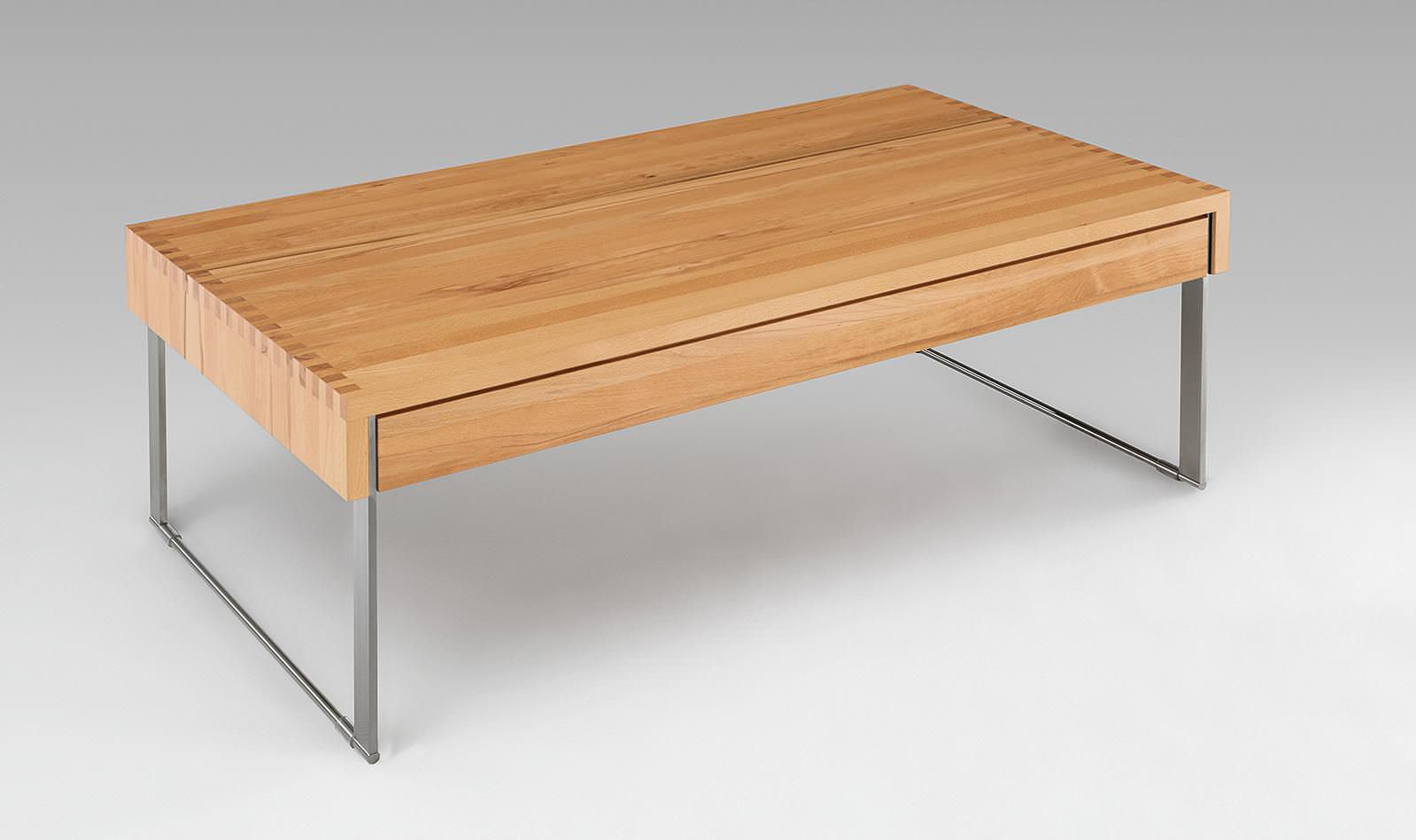 Wohnzimmertische Modern Eigenschaften : Moderner couchtisch massivholz rechteckig innenraum