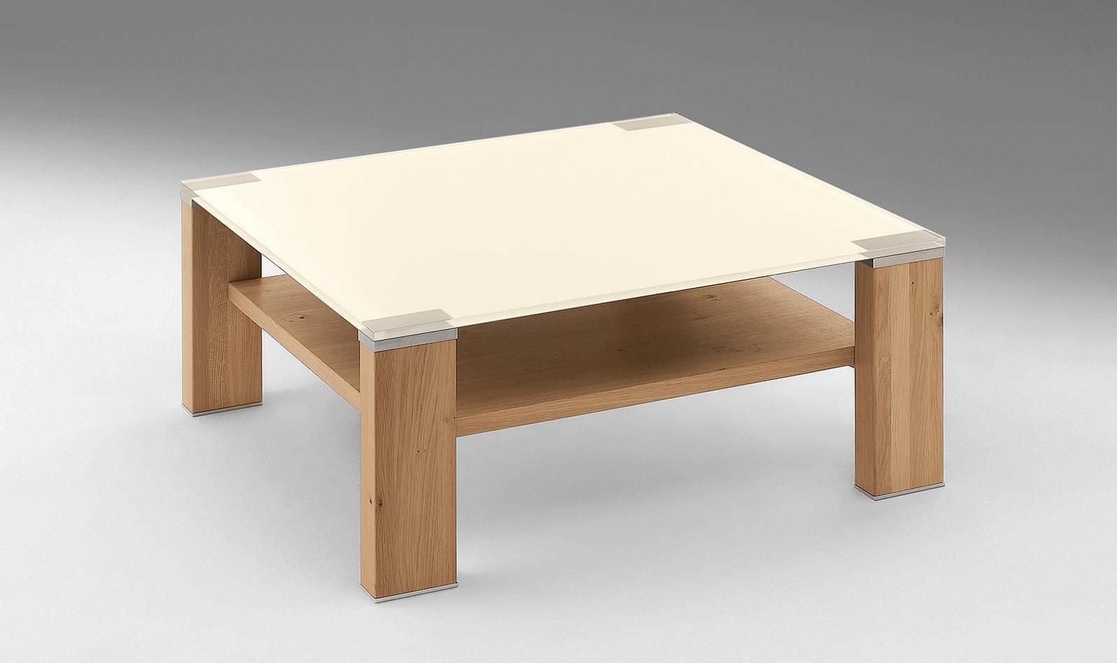 Moderner Couchtisch Holz Glas Rechteckig Ct484 Alfons
