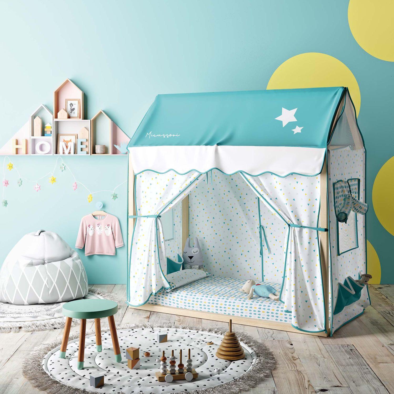 Delightful Spielhaus Für Kinderzimmer   PIOPIO