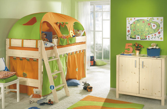 Etagenbett Hoch : Hochbett oder etagenbett mit sitzgruppe und tisch kids heaven