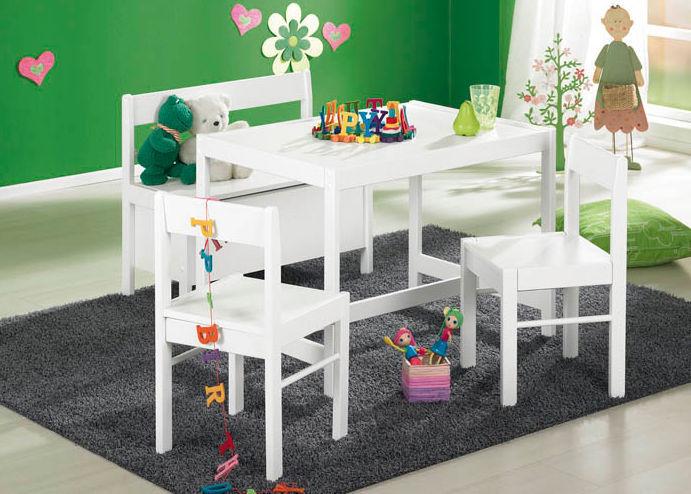 Moderner Spieltisch für Kinder - BINGO - paidi