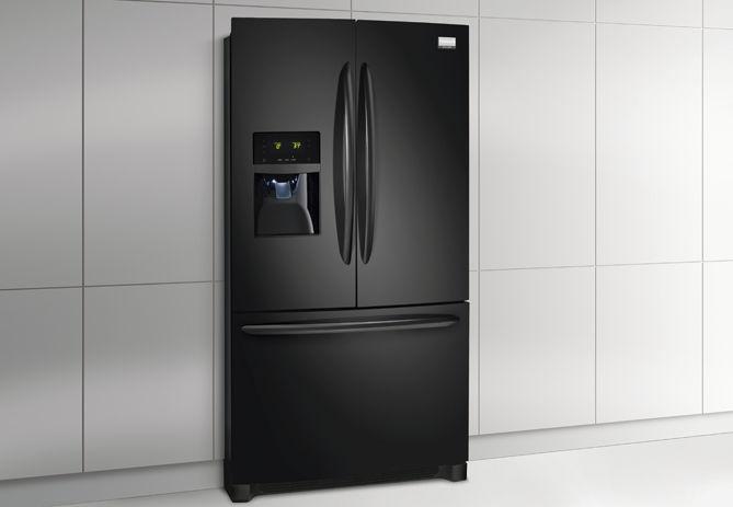 Kühlschrank In Schwarz : Amerikanisch kühlschrank schwarz Öko energy star