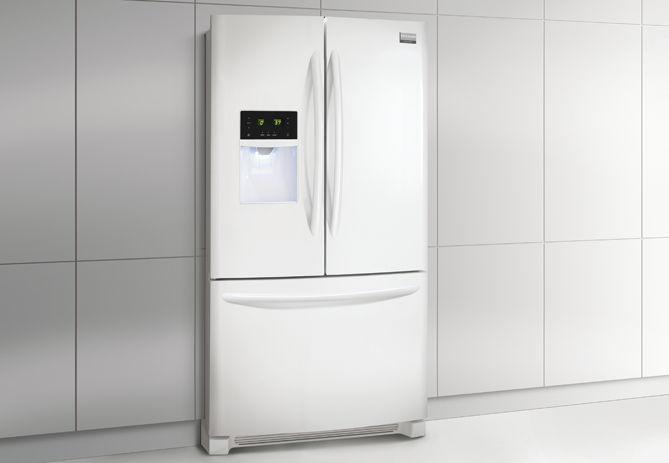 Kühlschrank Amerikanisch : Amerikanisch kühlschrank weiß Öko energy star fghb pp