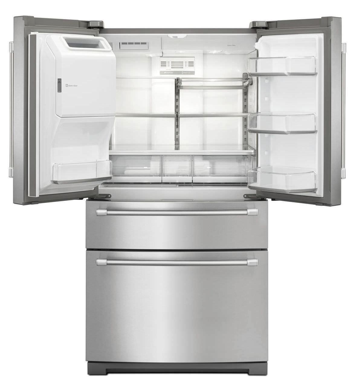 Fesselnd ... Kühl Gefrierschrank / Amerikanisch / Edelstahl / Eiswürfelspender / Mit  Wasserspender ...