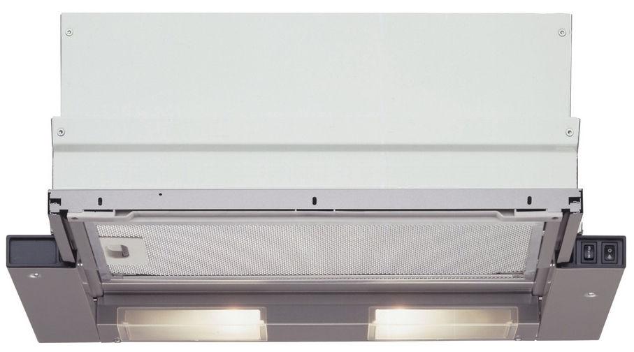 Wandmontierter dunstabzug mit integrierter beleuchtung d4644x0gb