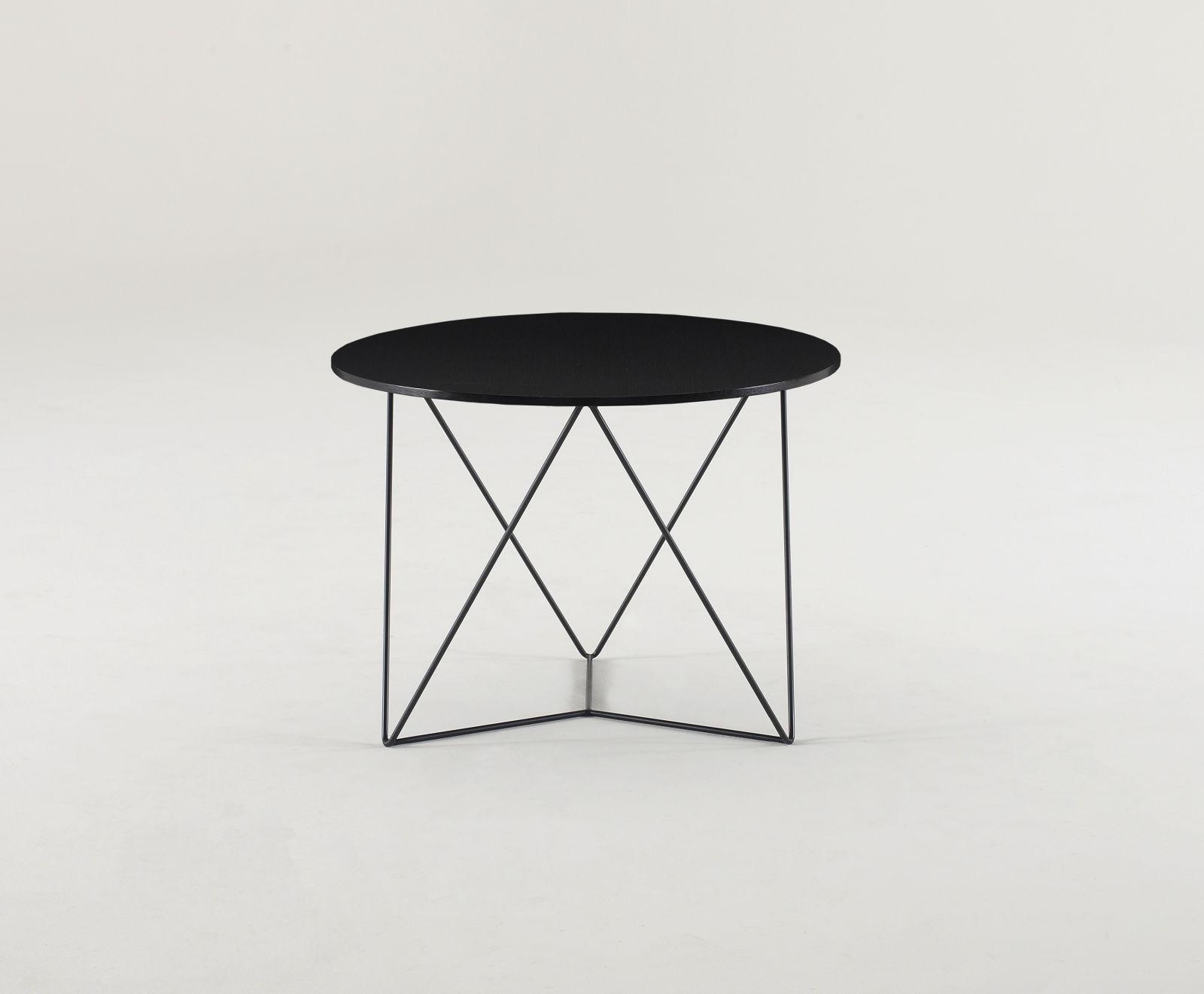 Couchtisch / modern / Holz / aus Metall - STEM by Jonathan ...