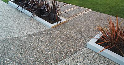 Beton Bodenbelag Strukturiert Steinoptik Fur Aussenbereich
