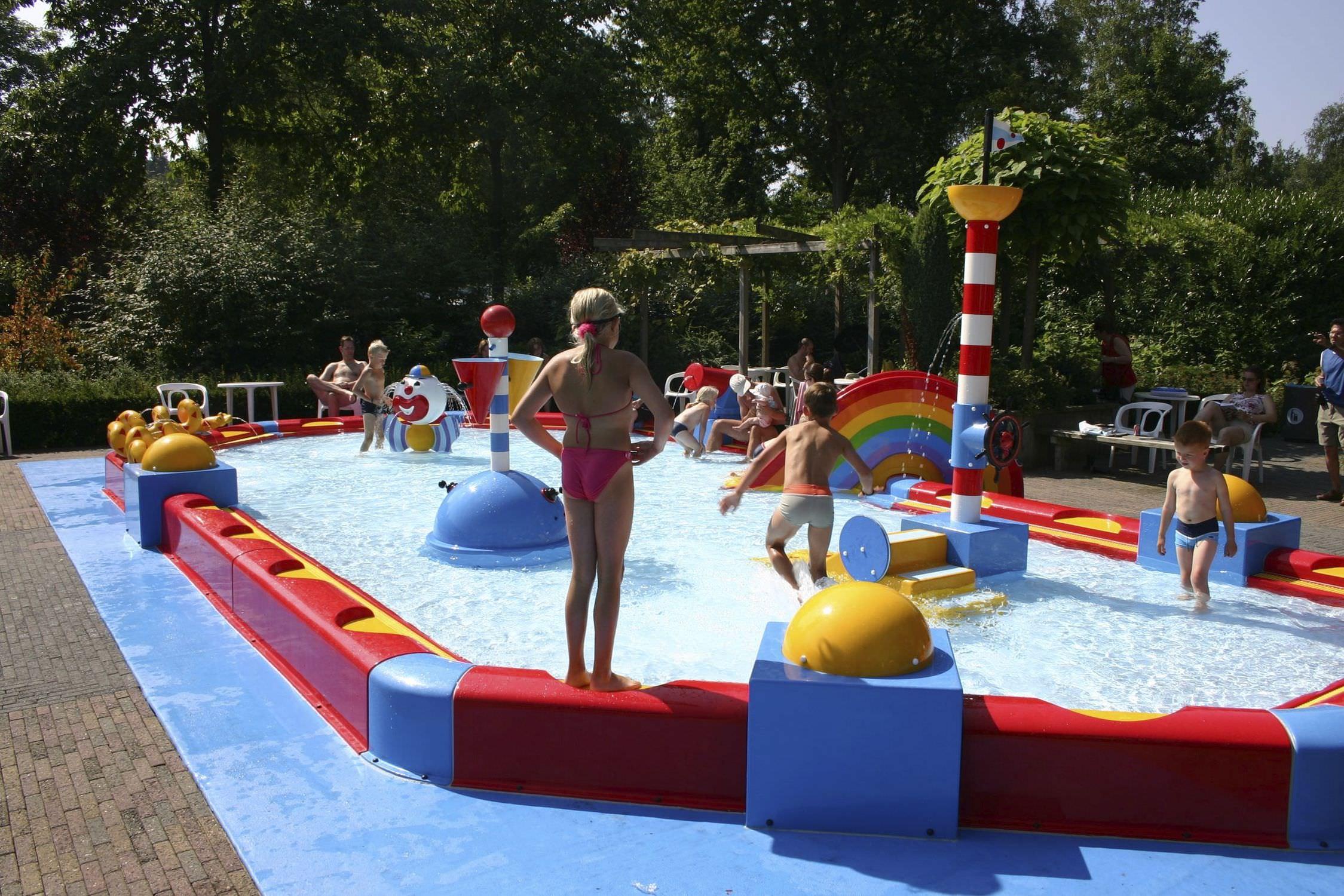 ... Erdverlegtes Schwimmbecken / Polyester / Für Kinder / Außenbereich ...