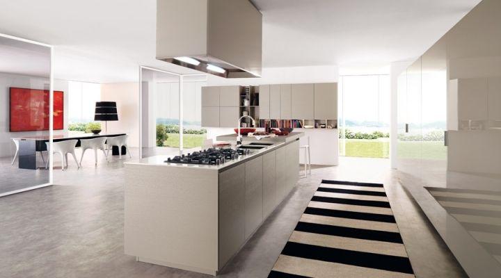Moderne Küchen Mit Kochinsel - Dene