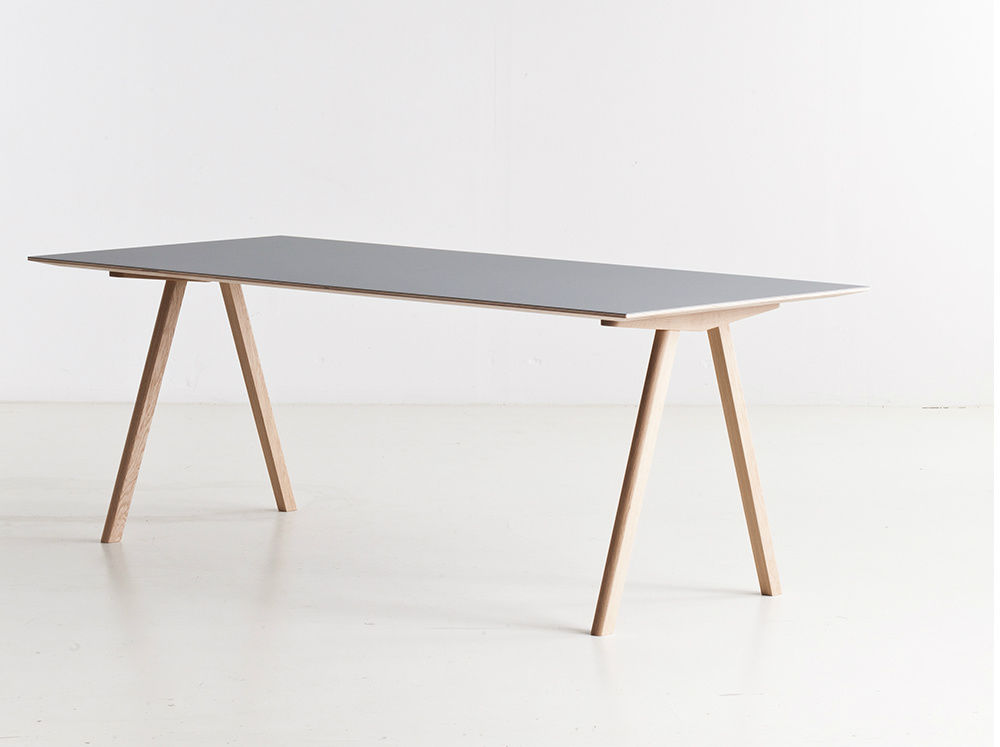 Tisch Skandinavisches Design schreib tisch skandinavisches design eiche ronan erwan bouroullec