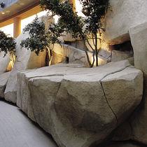 Mauermörtel / für Kunstfelsen