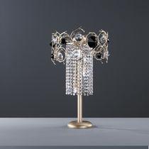 Tischlampe / Stil / Metall / Glas