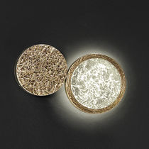 Moderne Wandleuchte / Glas / aus Bronze / LED