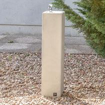 Trinkbrunnen für Außenbereich / Beton
