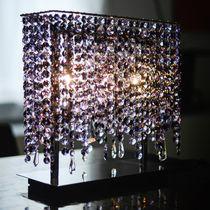 Tischlampe / modern / aus Kristall / für Innenbereich