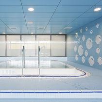 Innenraum-Fliesen / für Schwimmbecken / für Wände / Fußboden