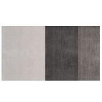 Moderner Teppich / Streifenmuster / Wolle / rechteckig