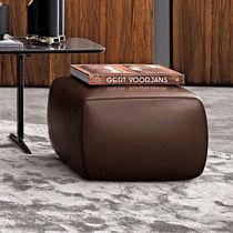 Moderner Sitzpuff / Gewebe / von Rodolfo Dordoni