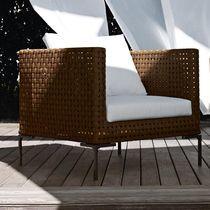 Moderner Sessel / aus Polypropylen / Stoff / von Antonio Citterio