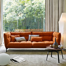 Modernes Sofa / Stoff / von Patricia Urquiola / 2 Plätze