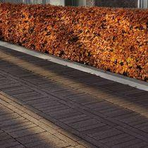 Klinker-Pflasterstein / befahrbar / für Fußgänger / für öffentliche Bereiche
