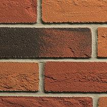 Riemchen für Fassaden / Struktur / Dekor