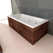 Freistehende Badewanne / aus Acryl