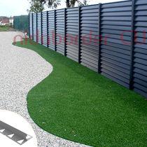 Flexibler Randstein / für Landschaftsgestaltung / aus PVC / linear