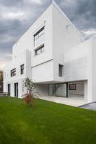 Tipen-Haus / modern / mit 2 Ebenen