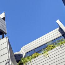 Zinkblech / für Fassadenverkleidung / für Dächer