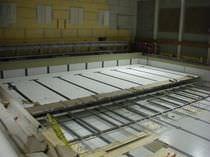 Verstellbarer Boden / für Pool / für Schwimmbäder
