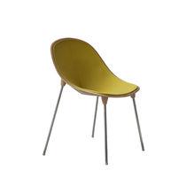 Moderner Stuhl / Polster / Filz