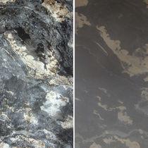 Verkleidungs-Dekorpaneel / aus Naturstein / wandmontiert / für Innenausbau