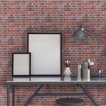Industriestil-Tapeten / Vinyl / mit geometrischem Muster / mit städtischen Motiven