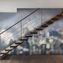 Moderne Tapeten / Vinyl / mit städtischen Motiven / mit Panorama
