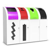 Gebrauchter Sammelbehälter für Druckerpatronen / Tintensprüh