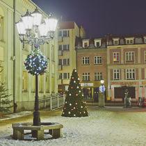 Weihnachts-Leuchtdekoration / öffentliche Bereiche