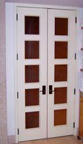 Innentür doppelflügel  Innentür / einflügelig / Holz / Doppelflügel - AW 119 - AppWood