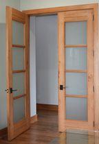 Innentür doppelflügel  Innentür / einflügelig / Holz / Doppelflügel - AW 101 - AppWood
