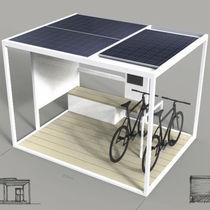 Ladestation für Mobiltelefone / Solar