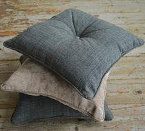 Kissen für Sofas / Stuhl / quadratisch / aus Wolle