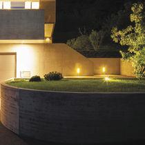 Leuchte für Wandeinbau / LED / rechteckig / für Außenbereich