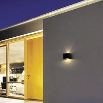 Moderne Wandleuchte / für Außenbereich / Aluminium / Legierung