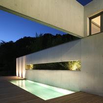Leuchte für Bodeneinbau / LED / rund / quadratisch