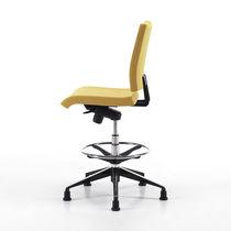 Arbeitshocker / für Büro / modern / aus Metall
