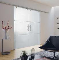 Doppelflügeltür innen  Doppelflügeltür / Innen / einflügelig / Glas - MASTER - ALLIAVERRE