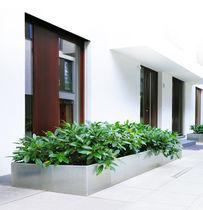 Randstein für den Garten / Aluminium / linear