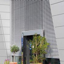 Aluminiumsonnenschutzlamelle / für Fassaden / für Fenster / für Verandas